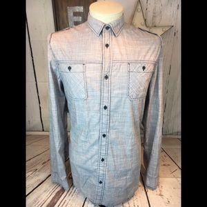 Jeans By Buffalo David Bitton Long Sleeve XXL